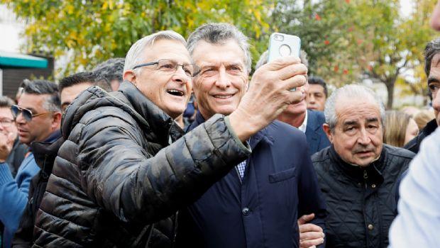 """Macri volvió a pedir a la oposición respaldo para """"bajar los gastos"""""""