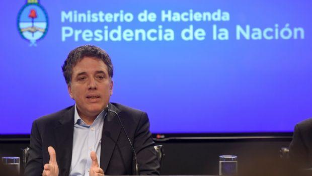 """Dujovne argumentó  que el gobierno  """"debe que bajar el déficit más rápido"""""""