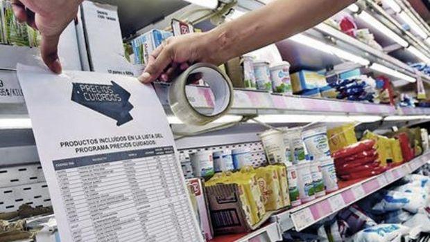 """Nueva etapa de """"Precios cuidados"""" con 2,34% de suba"""