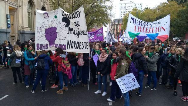 Ni Una Menos: el interior se suma con manifestaciones en distintas ciudades