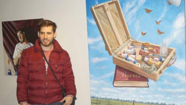 """Se habilitó """"Figuración, abstracción, surrealismo"""" en el Museo Pompeo Boggio"""