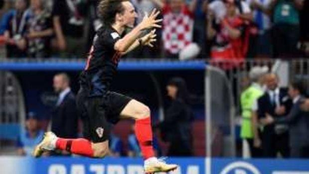 Histórico: Croacia le ganó a Inglaterra y jugará por primera vez la final de un Mundial