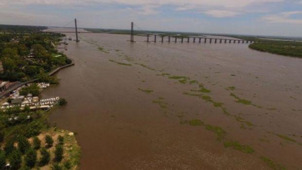 """Un informe arrojó que el Río Luján es uno de los """"más contaminados con glifosato del país"""