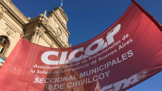 Nueva Comisión Directiva del sindicato CICOP Chivilcoy