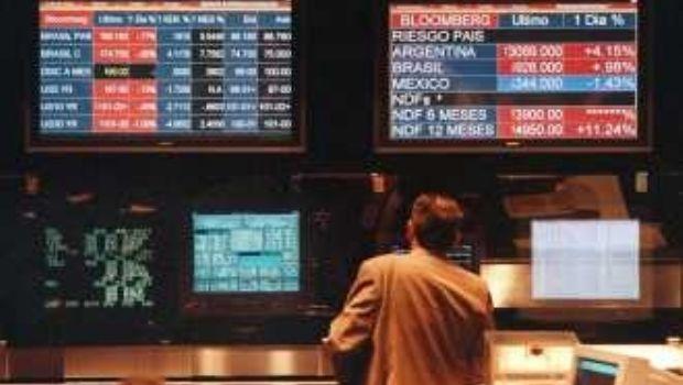 La Bolsa porteña pierde 1,5% y el riesgo país superó los 700 puntos