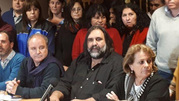 Docentes: en conciliación y a la espera de un llamado, piden infraestructura