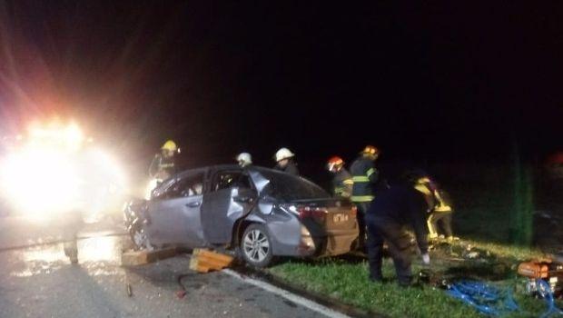 Integrante de familia chivilcoyana falleció en un accidente que dejó cuatro muertos