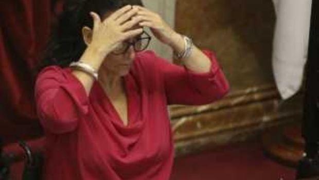Michetti le responde con dureza a la ex presidenta