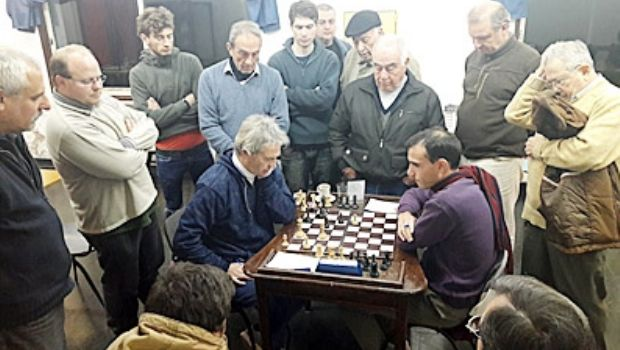 "Dallura sigue liderando el Memorial ""Callegari-Vivanco"""