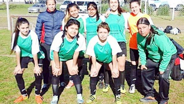 El fútbol femenino no pudo con  Pilar