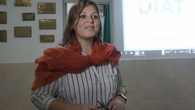 Sedronar ofreció una charla en Moquehuá