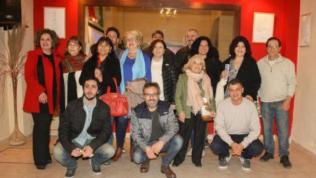 """Muestra de cursos en la Asociación """"Italia"""""""