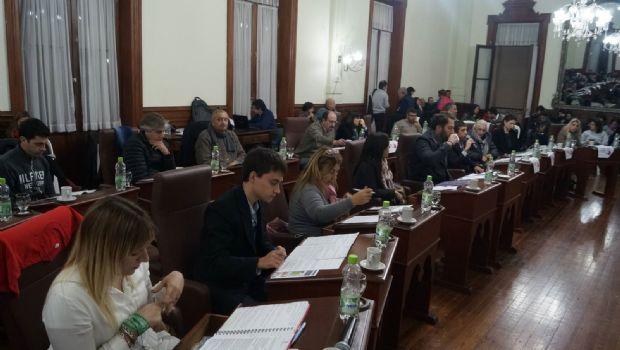 Primera sesión en agosto del Concejo Deliberante