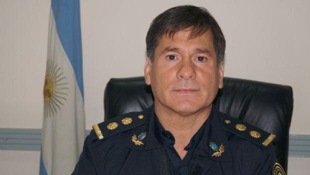 Joselino Baez confirmó el robo  y la intencionalidad del incendio