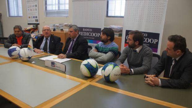 Acuerdo entre la Liga y el Banco Credicoop