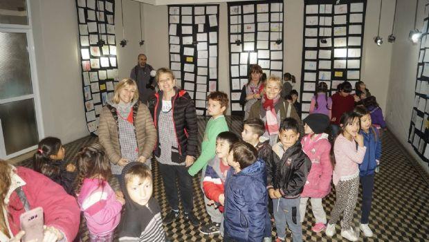 Se habilitó la 13 muestra municipal por el Día de la Niñez