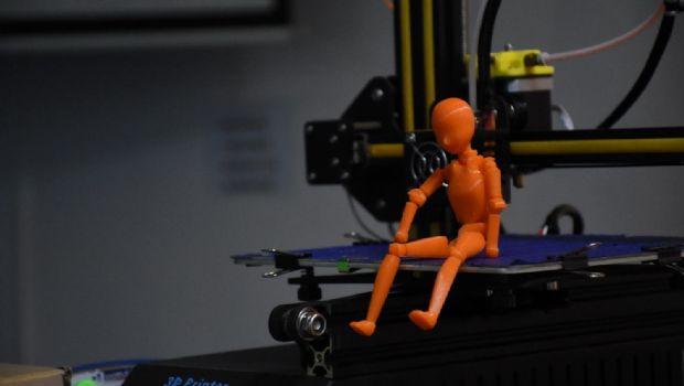 Se ofreció una conferencia de capacitación gratuita sobre Impresión 3D