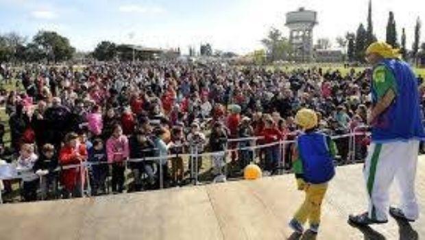 Hoy se festejará el Día de la Niñez en nuestra ciudad