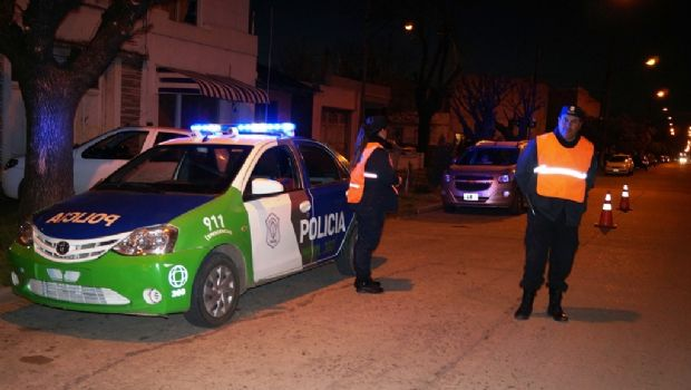 La Policía descartó posibles saqueos a autoservicios
