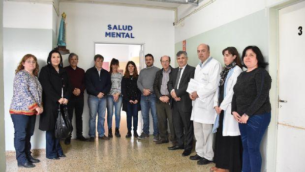 Habilitan sala de internación  para pacientes psiquiátricos
