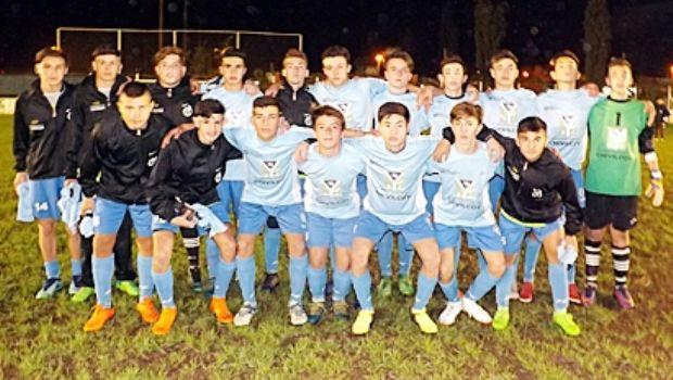 La Selección Sub15 recibe a Chacabuco