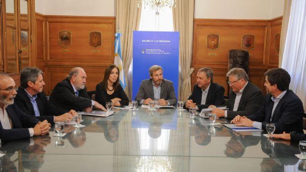 Macri recibe a los gobernadores para comenzar a definir el Presupuesto 2019