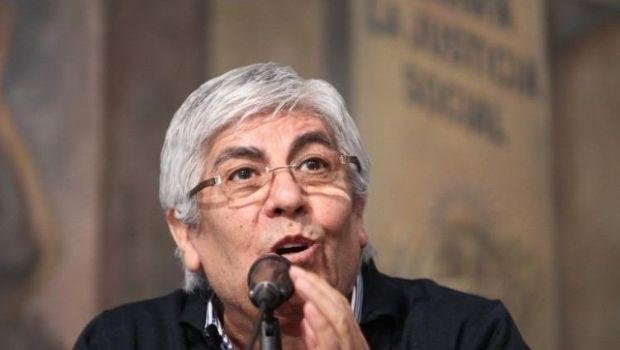 Moyano pide reabrir las paritarias de Camioneros