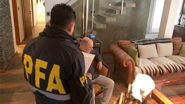 Detuvieron al ex fiscal Tomás Morán en la causa vinculada con el ex juez Melazo