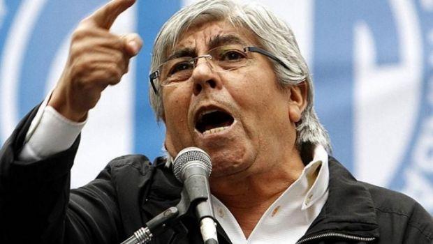 El colmo de Hugo Moyano: faltó a una reunión con legisladores K a causa de los piquetes