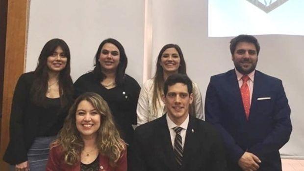 Leandro Vero electo como prosecretario de  la Comisión Provincial de Jóvenes Abogados
