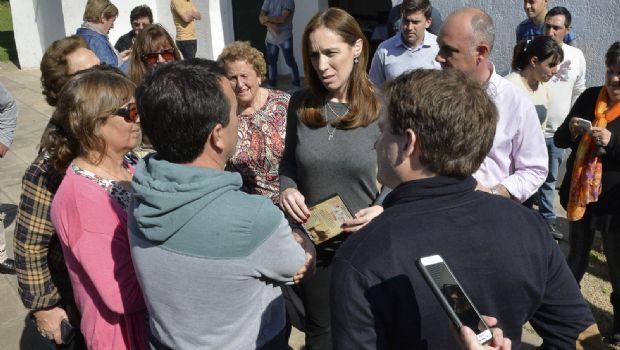 """Fondo Sojero: Vidal aseguró que los municipios """"tienen recompensada"""" la pérdida"""