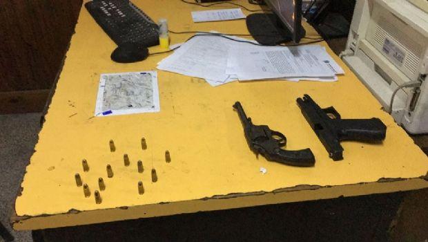Robo, tiroteo, persecución y tres detenidos en la avenida De Tomaso