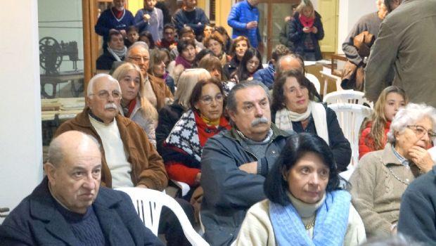 """Se realizó una nueva charla promovida con motivo de los 150 años de la frase """"Haré 100 Chivilcoy"""""""
