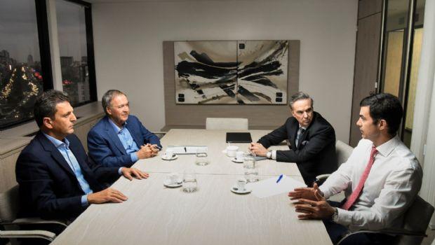 Urtubey, Pichetto, Massa y Schiaretti lanzaron espacio peronista no K para 2019
