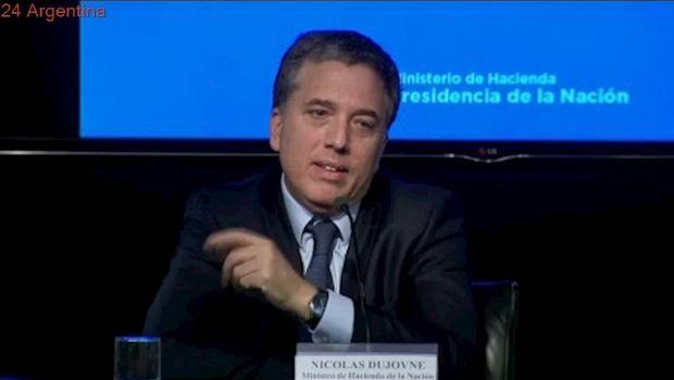 Dujovne anuncia un nuevo paquete de medidas para recortar el déficit fiscal