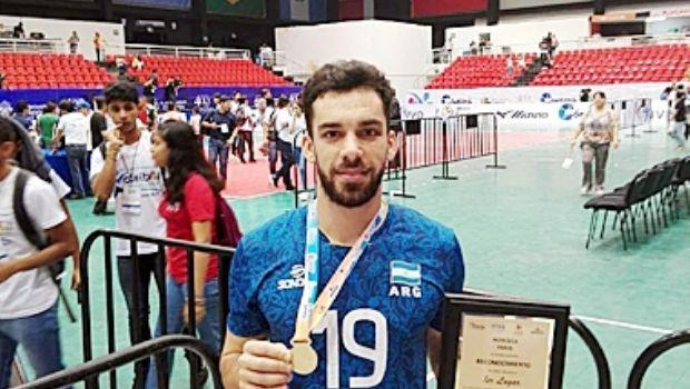 Massimino campeón de la Copa Panamericana
