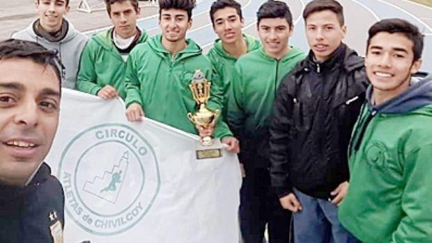 Gran actuación del Círculo de Atletas en Chaco