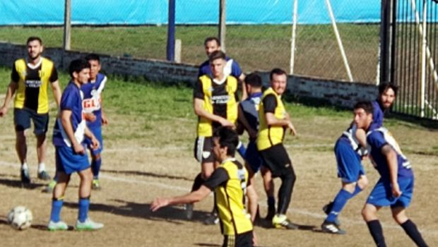 Cerámica y Varela jugaron un amistoso