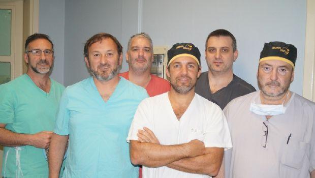 Los traumatólogos del Hospital Municipal se refirieron al conflicto laboral