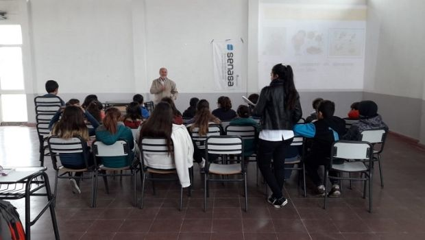 SENASA enseñó buenas prácticas y manipulación de alimentos a alumnos