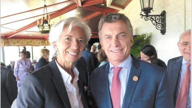 Un fiscal imputó al presidente Macri por el acuerdo con el FMI