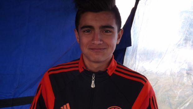 La Selección Sub-15 empató en Rojas