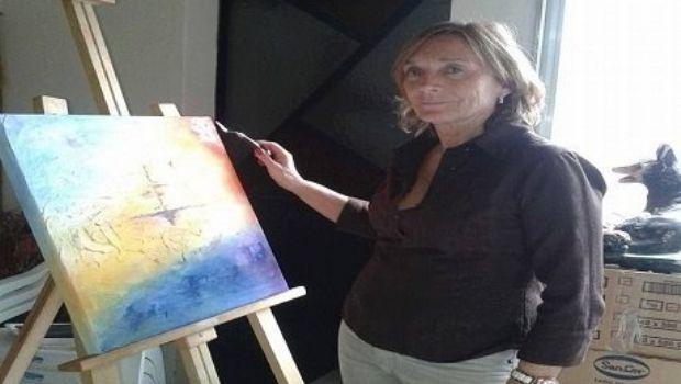 Cristina Kelly expone en el Estudio de Alberti