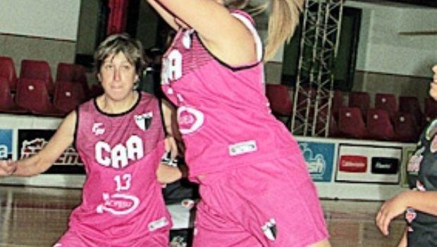 Jugaron las chicas de Argentino
