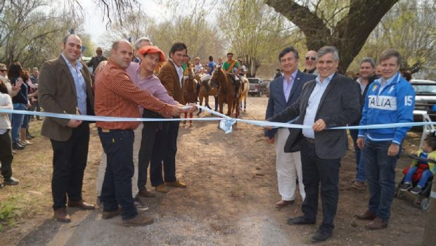 Se inauguró oficialmente la 68ª Expo Rural