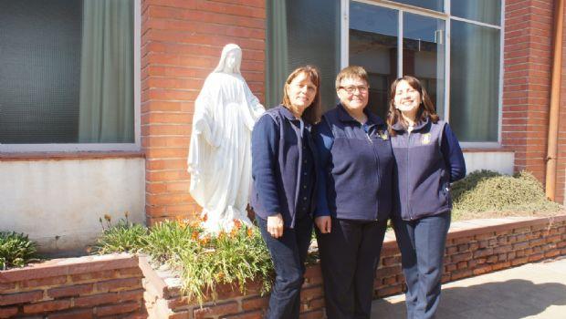 Reencuentro de alumnos / as de la Escuela Nuestra Señora de la Misericordia