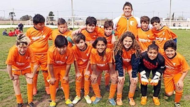 Encuentro de Infantiles en Deportivo Alsina