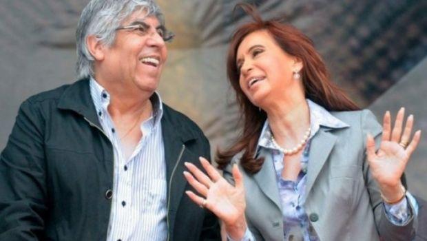 "Moyano: ""Si no hay otro, tendrá que ser Cristina Kirchner"" la candidata del PJ"