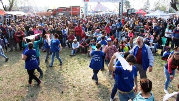 Multitudinario cierre de la Expo Rural
