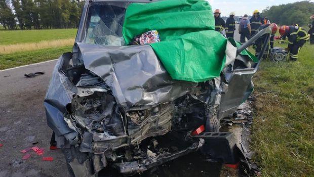 ADELANTO: La Ruta Nacional N° 5 ya se cobró dos vidas